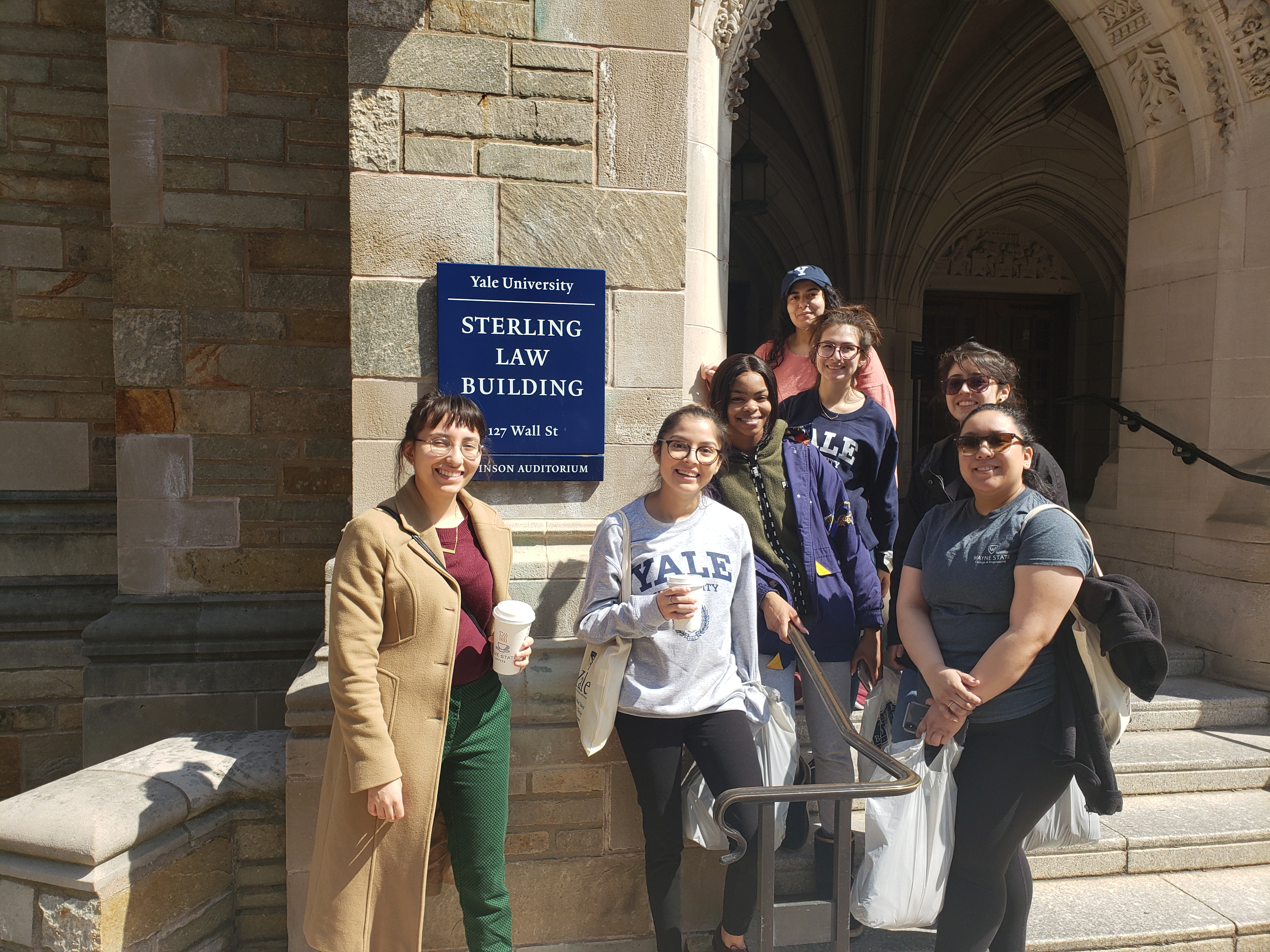 McNair Scholars at Yale Bouchet Conference